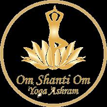 Om Shanti Om Yoga Ashram's Logo