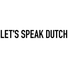 Let's Speak Dutch's Logo