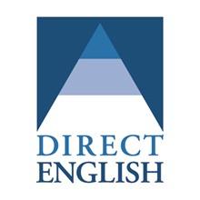Direct English's Logo