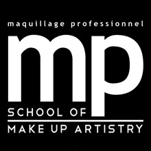 MP School of Make Up Artistry's Logo