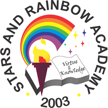 Stars and Rainbow Academy's Logo