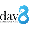 Day 8 Business Academy's Logo