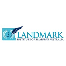 Landmark Institute of Training Australia's Logo