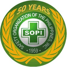 Safety Organization of the Philippines's Logo