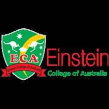 Einstein College of Australia's Logo
