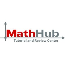 MathHub Tutorial and Review Center's Logo