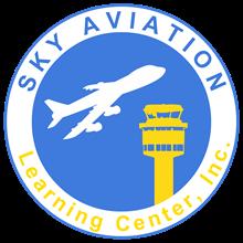 Sky Aviation Learning Center, Inc. (SALCI)'s Logo