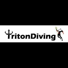 Triton Diving's Logo