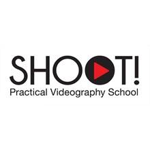 SHOOT! Practical Videography School's Logo