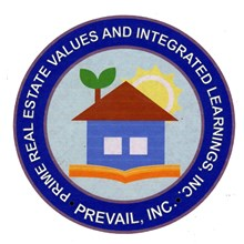 Prime Real Estate Values and Integrated Learnings, Inc.'s Logo