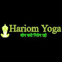 hariomyoga's Logo