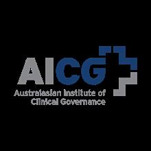 Australasian Institute of Clinical Governance's Logo