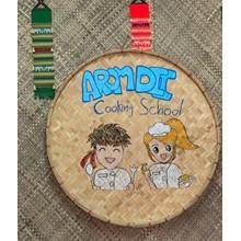 Aromdii Thai cooking school's Logo