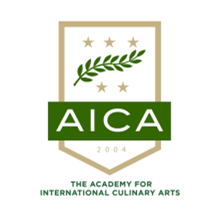 Academy for International Culinary Arts (AICA)'s Logo