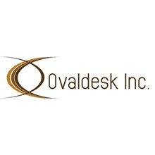 Ovaldesk Inc.'s Logo