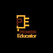 Pioneer Educator's Logo