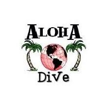 ALOHA DIVE SHOP's Logo