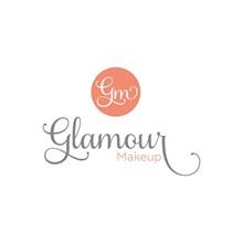 Glamour Make-up's Logo