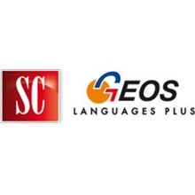 Geos Languages Plus New York's Logo