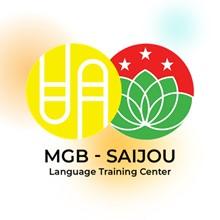 MGB-Saijou International Language Training Center's Logo