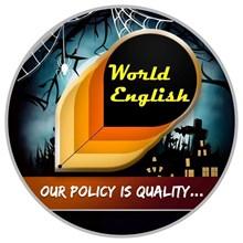 World English Reviews's Logo