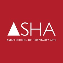 Asian School of Hospitality Arts (ASHA)'s Logo