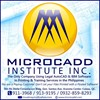 Microcadd Institute's Logo