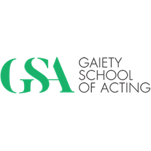The Gaiety School of Acting's Logo