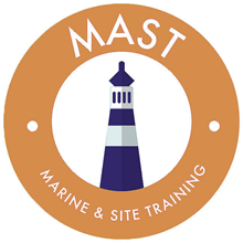 Marine and Site Training's Logo
