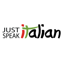 Just Speak Italian's Logo