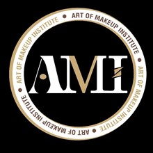 Art of Makeup Institute's Logo