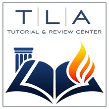 The Learning Atrium IELTS Review Center (TLA)'s Logo