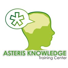 Asteris Knowledge Training Center's Logo