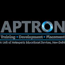 APTRON Solutions's Logo