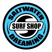 Saltwater Dreaming Surf School's Logo
