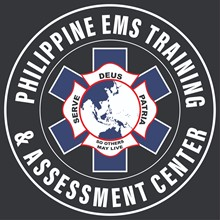 Philippines EMS Training and Assessment Center's Logo