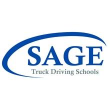 Sage Truck Driving School's Logo