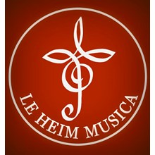 Muzette of Le Heim Music Center's Logo