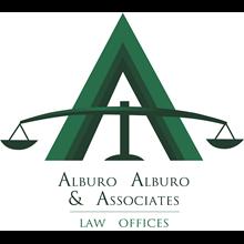 Alburo Law's Logo