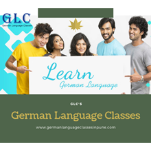 German Language classes (GLC)'s Logo