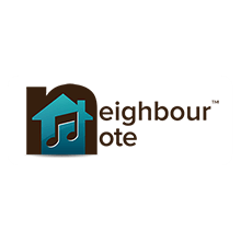 Neighbour Note's Logo