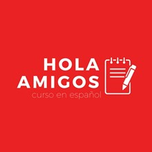Hola Amigos Spanish Language Tutorial Center's Logo