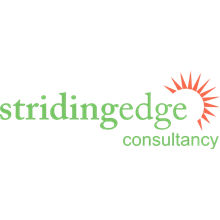 Striding Edge Consultancy's Logo
