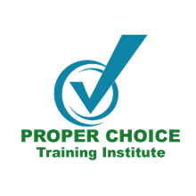 Proper Choice Training Institute's Logo