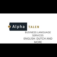 Alpha Talen Language Services's Logo
