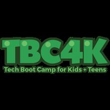 TBC4K : Tech Boot Camp for Kids+Teens's Logo