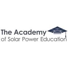 The Academy Of Solar Power Education's Logo