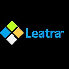 Leatra's Logo