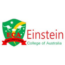 Einstein College of Australia's Logo