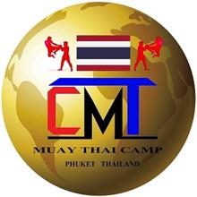 CMT MuayThai's Logo
